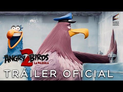 ANGRY BIRDS 2: LA PELÍCULA. Tráiler Oficial HD En Español. Ya En Cines.