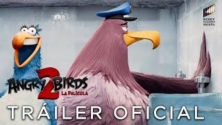 ANGRY BIRDS 2: LA PELÍCULA - Tráiler Oficial en ESPAÑOL | Sony Pictures España