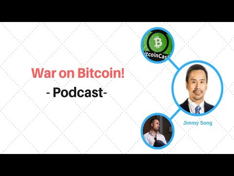 The War For Bitcoin: Jimmy Song