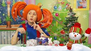 Поиграйка с Царевной ❄️ ЗИМА ❄️ Сборник зимних серий - Развивающее видео для детей