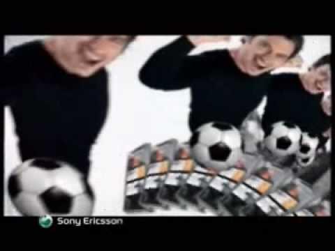 Sony Ericsson XPERIA X1 Greek Ad