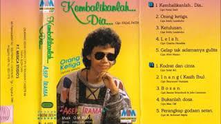 """Gambar cover ASEP IRAMA _ """"KEMBALIKANLAH DIA"""""""