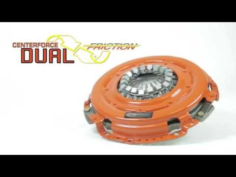 Centerforce Dual Friction Clutch