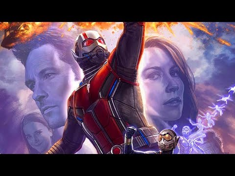Ant-Man And The Wasp - Trailer (2018) | Marvel Super-Hero Movie | Fan Made Trailer