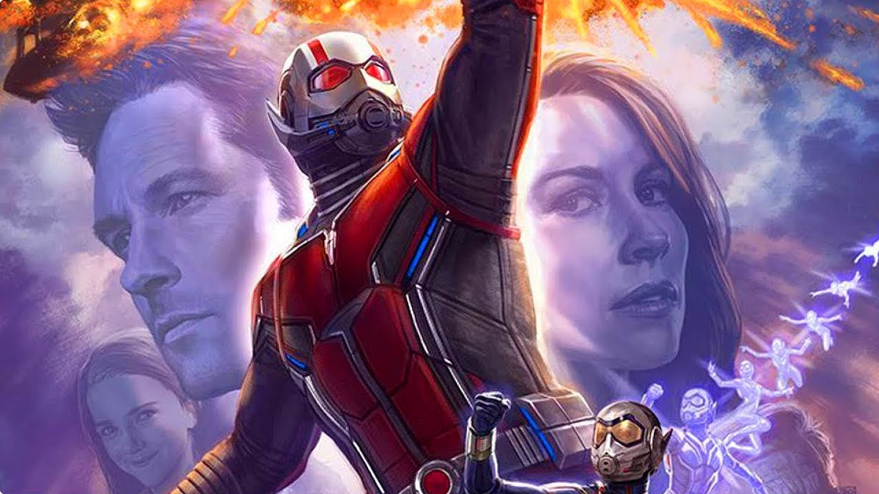 Image result for Ant-Man 2 (2018
