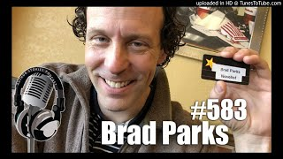 The Author Stories Podcast Episode 583 | Brad Parks Interview
