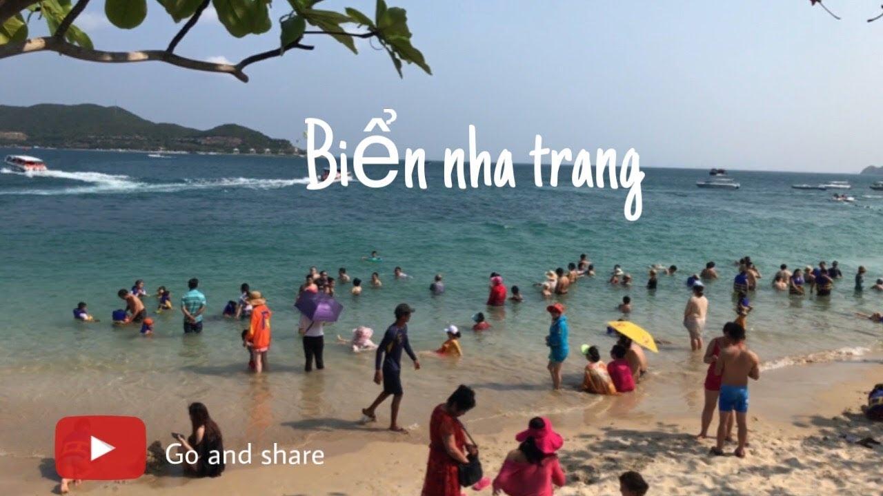 Biển Nha Trang Khánh Hòa Đẹp 2019 Trailer | Du lịch (travel) | Go and share
