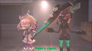 【Splatoon SFM Experiment】 Pearl & Marina mocap test