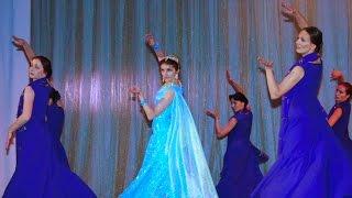 MERA YAAR MILA DE - Indian Dance Group Mayuri, Petrozavodsk, Russia