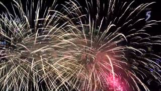 NDP 2015 Finale (National Anthem and Fireworks) [HD]