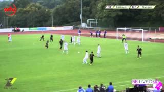 SV Böblingen vs. SV Stuttgarter Kickers: Die Zusammenfassung (03.09.2014)
