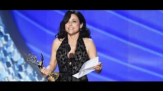 julia louis dreyfus full speech personal apology for current political climate trendsonfire
