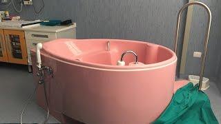 All'Ospedale di Biella arriva la vasca per il parto in acqua