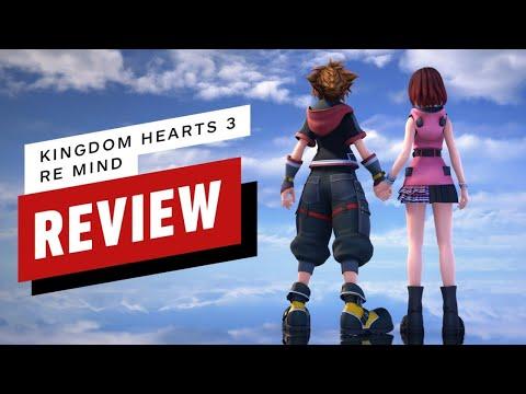 Kingdom Hearts 3 Re Mind DLC Review