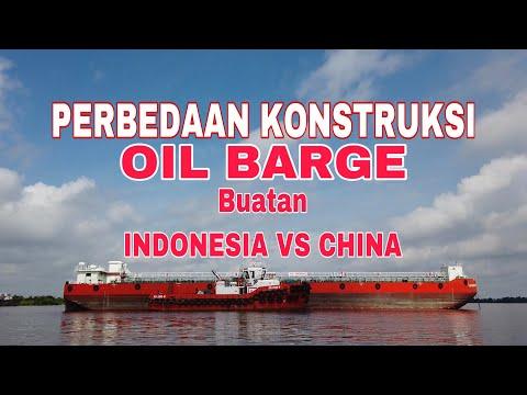 Survey dan Review Oil Barge Buatan Tiongkok As Glory 18