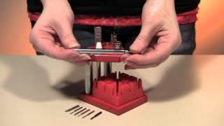 watch band pin tool adjustor and multi purpose bracelet adjuster