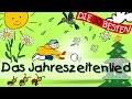 Das Jahreszeitenlied  Wissenslieder für Kleinkinder  Kinderlieder