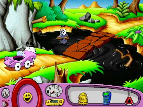 Putt-Putt Travels Through Time (Humongous Entertainment) (1997)