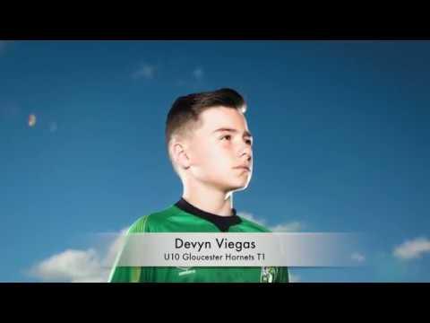 Devyn Viegas U10 Soccer Highlights