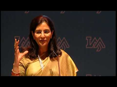 IMA International Management Conclave (Jan. 2014) - Dr. Preetha Reddy (MD of Apollo Hospitals)