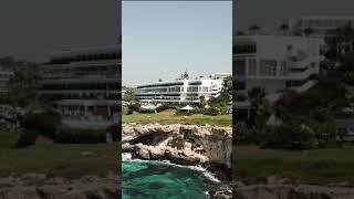 Кипр 2021 побережье в районе отеля Atlantica Sungarden Beach Айя Напа Shorts