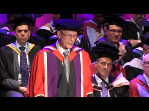 AECC University College Graduation 2017 - Official Video