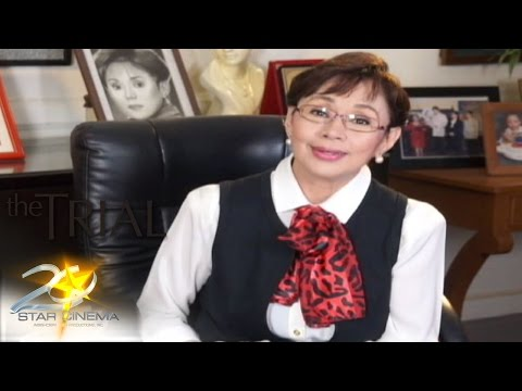 The Trial (Vilma Santos on  Direk Chito Roño and The Trial)