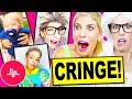 REACTING TO MY CRINGY MUSICAL.LYS!!