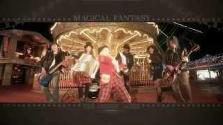 7thアルバム『THE CHERRY COKE$』から第二弾となるMV『MAGICAL FANTASY...