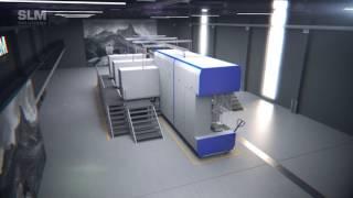 Selective Laser Melting - SLM 500/800