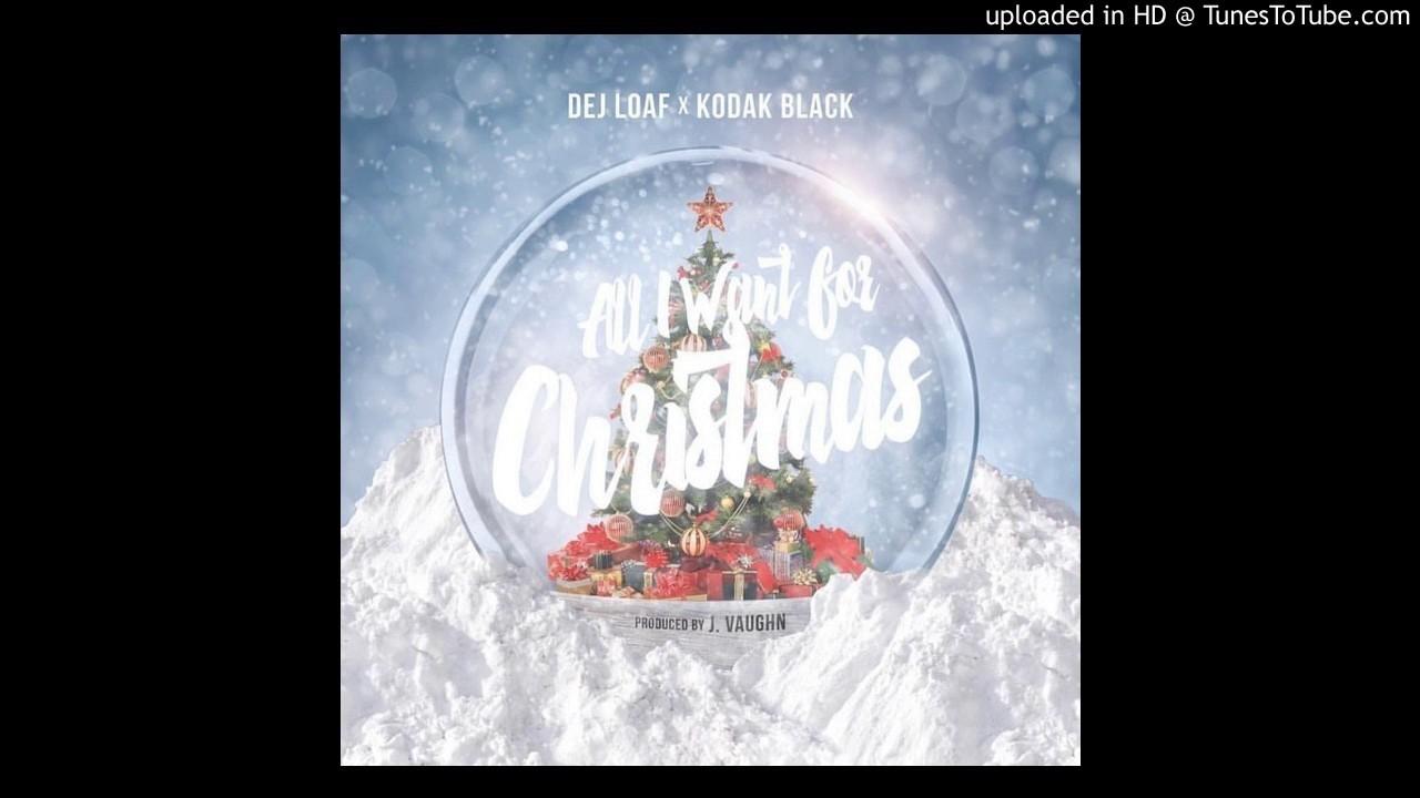 Download DeJ Loaf - All I Want For Christmas ft. Kodak Black