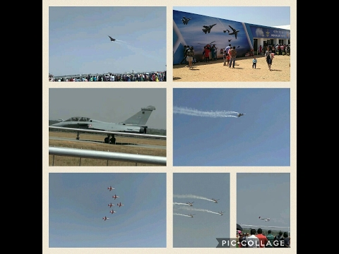 Indian air Force, aero India show 2017, last day