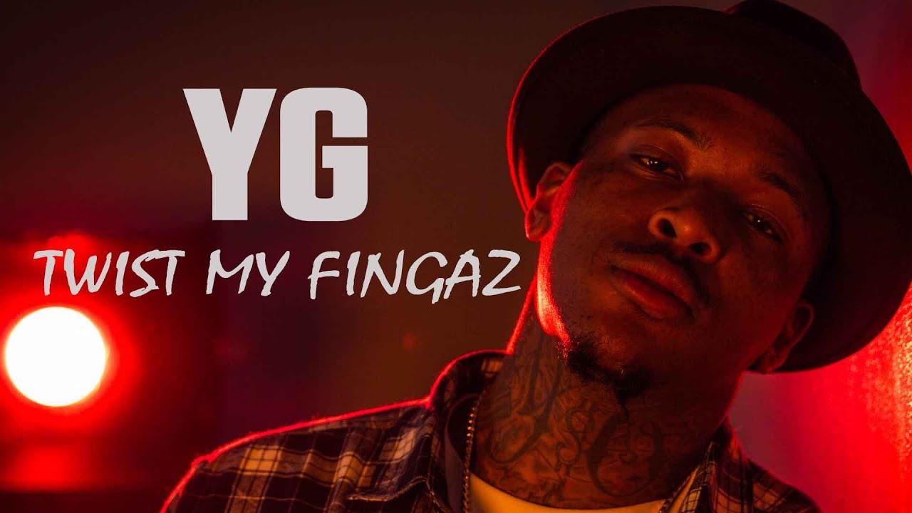 YG On The Making Of 'Twist My Fingaz' - YouTube