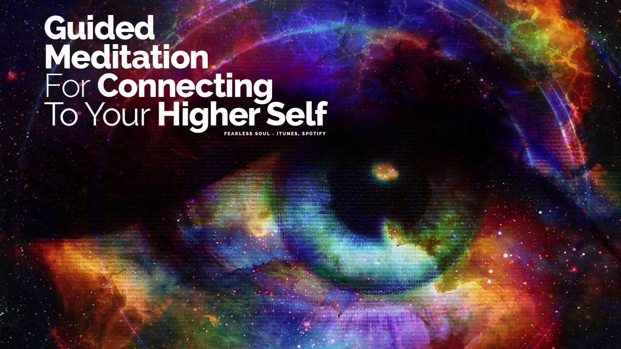 Watch How to Reconnect With Your Higher Self video