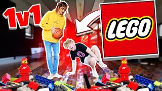 LEGO BASKETBALL 1V1 (BARE FOOT)