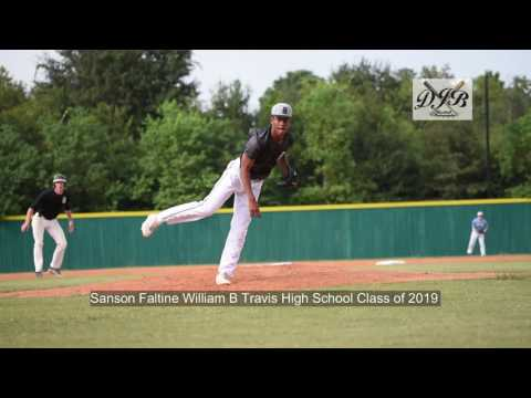Sanson Faltine William B Travis HIgh School Class of 2019