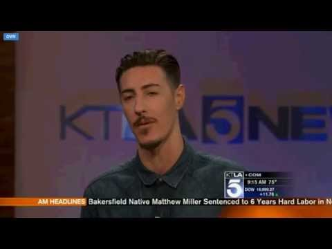 Eric balfour lie with me interview