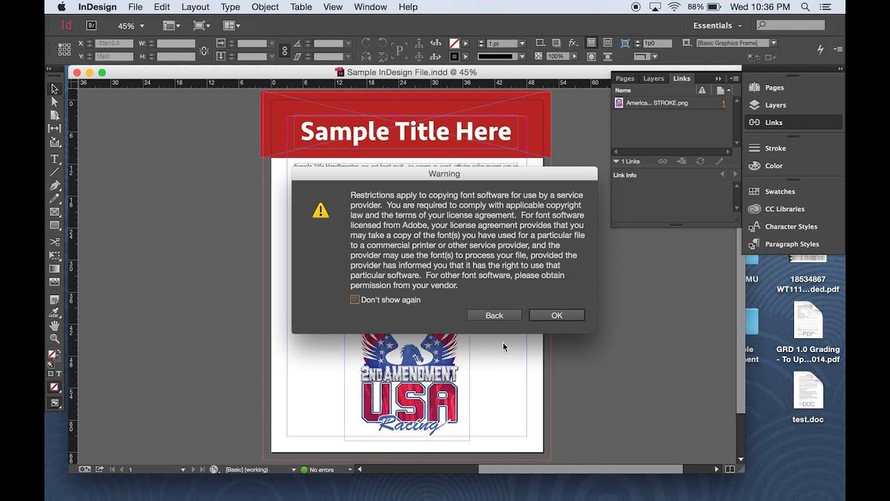 Packaging pdf basic