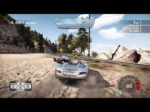 Need for Speed: Hot Pursuit  Double Jeopardy