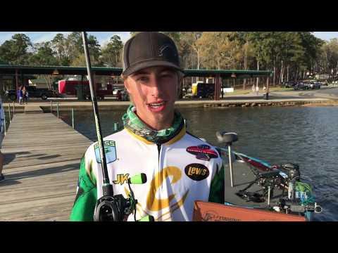 2018-03-10 ToledoBend WeighIn Highlights - North Louisiana High School Fishing League