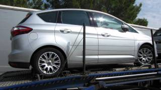 New Ford C-MAX 2010 ready to be delivered