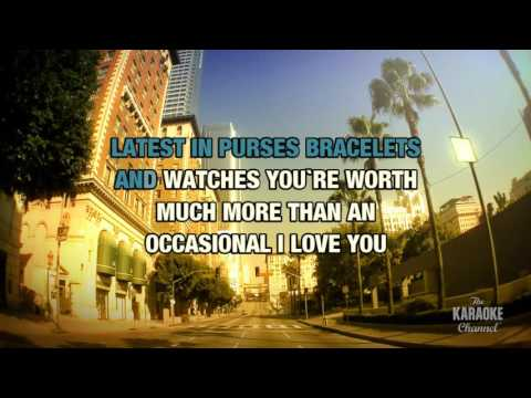 Can't Help But Wait in the style of Trey Songz | Karaoke with Lyrics