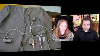 Wearable Electronics with Becky Stern 1/14/2015 - LIVE
