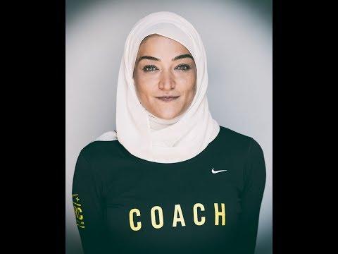 Meet Manal Rostom: 1st Arab Egyptian veiled model in Nike campaign