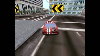 Coop plays - San Francisco Rush: The Rock Alcatraz Edition PC Version