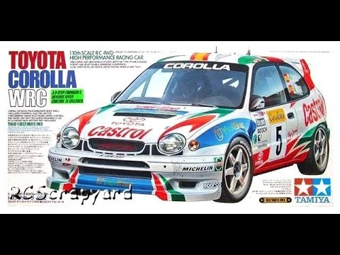 Greatest Rc Touring Car Race Ever