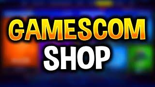 GAMESCOM SHOP 🔥 Heute im Fortnite Shop 20.8 🛒 DAILY SHOP | Fortnite Shop Snoxh