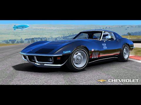 Real Racing 3 | 1969 Chevrolet Corvette (C3) Stingray 427 Total Upgrade Cost
