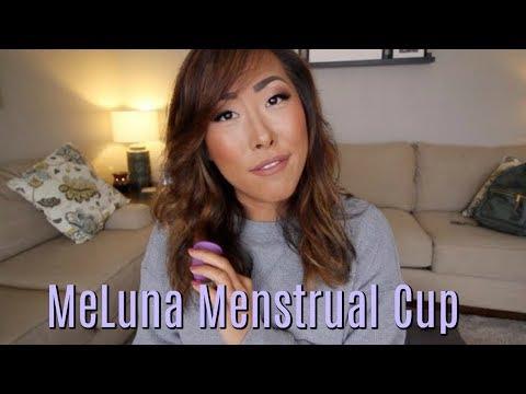 I TRIED THE MELUNA CUP *WARNING REAL BLOOD* | ITSJUSTKELLI