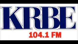 104 FM KRBE Houston (1986)